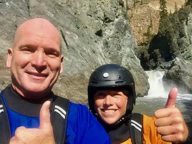 kayaking the grand canyon of the stikine, british columbia, kayaking adventures