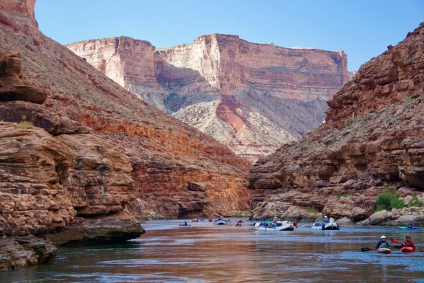 Kayak the Grand Canyon, adventure, grand canyon of the colorado river, kayaking in the grand canyon