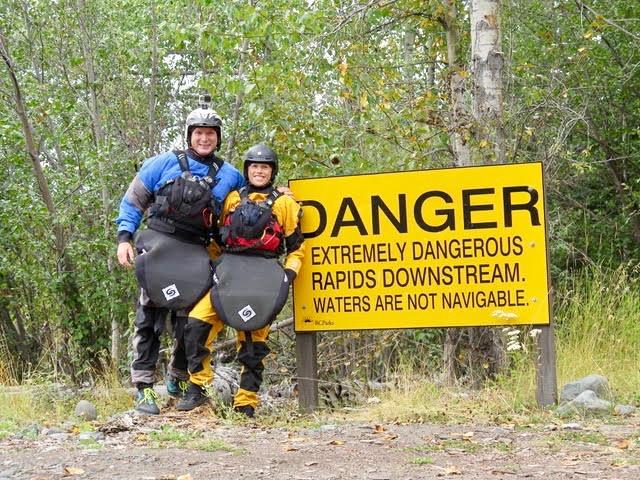 Stikine River, kayaking the Grand Canyon of the Stikine, British Columbia