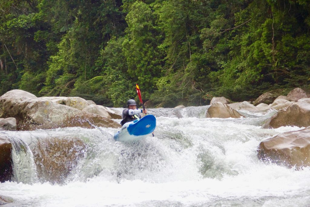South America kayaking vacations, kayak trips, whitewater paddling, guided tours