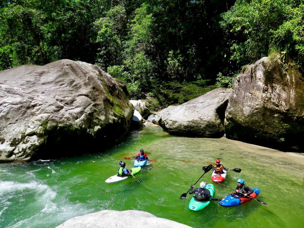 kayak ecuador, ecuador kayak, kayaking in ecuador, ecuador kayaking, piatua, small world adventures, boof sessions, endless river international