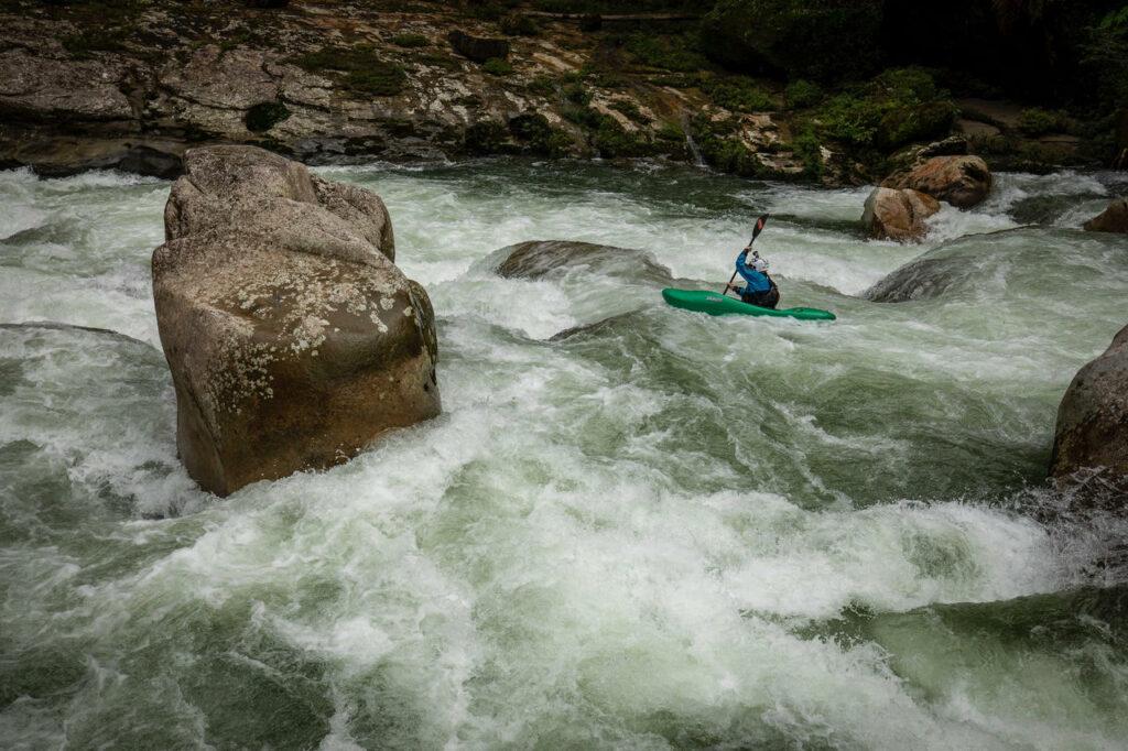 kayak ecuador, kayaking in ecaudor, small world adventures, jondachi, river safety, don beveridge